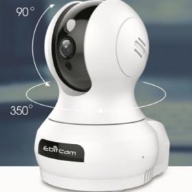Camera Ebitcam E2 4.0Mp siêu nét
