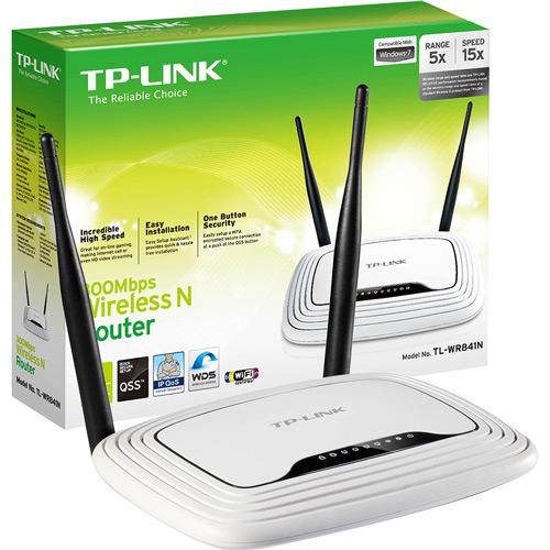 Router wifi chuẩn N Tp-Link TL-WR841n